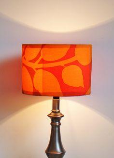Marimekko Red Madison Lamp Shade