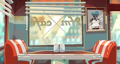 The background i made for small animation project called Amoeville Game Background Art, Scenery Background, Background Drawing, Cartoon Background, Animation Background, Background Patterns, Anime Backgrounds Wallpapers, Anime Scenery Wallpaper, Episode Interactive Backgrounds