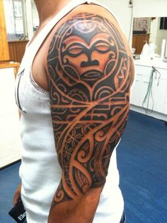 9 Best Samoan #Tattoo Designs