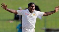 Sri Lanka has flown in leg-spinner Jeffrey Vandersay for the final Test against Sri Lanka as a replacement for veteran left-arm spinner R...
