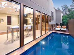 pool area design
