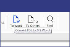 Convert PDF to Word - 100% Original Quality | Top PDF to Word Converter 2017