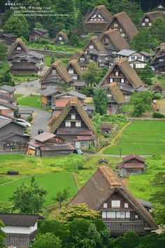 白川郷 Japanese Farmer, Japanese House, Shirakawa Go, Building Photography, Gifu, A Frame Cabin, Visit Japan, Geisha, Old Houses