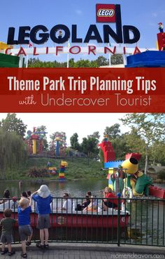 Legoland California Theme Park Trip Planning Tips! #undercovertourist #southerncalifornia