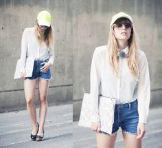 Simply simple (by Lisa Dengler) http://lookbook.nu/look/3819299-simply-simple
