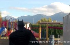 "Three teens from B.C., posed as young girls online - a video of ""Batman"" meeting a man in a public playground, asking him if he was ""here for the underaged girl,"" circulated widely on the web late last year under the title ""To Troll a Predator.""  Although the trick was successful, police say they don't condone the tactics."