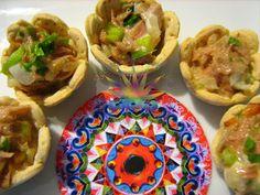 Cocina Costarricense: bocas de atún