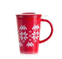Perfect Tea Mug (space invaders)