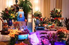 Mini Wedding Tropical Chique por Sueli Coelho - Decor Ambientes e Eventos