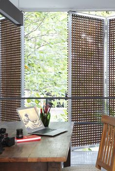 folding lattice doors