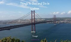 Lisbon has stolen my heart right away. Find out what to do in 3 Days in Lisbon Portugal and discover its beauty. Things to do and see in Lisbon.