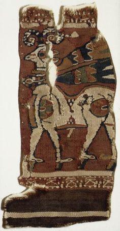 sasanian textile. MET Museum