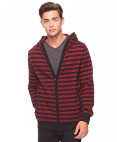 Forever 21 - Striped Knit Cardigan
