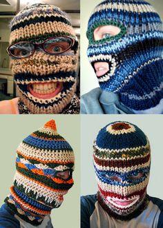Eye mask crochet pattern. - Crafts - Free Craft Patterns - Craft