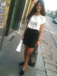 Ipek #street fashion #walkinfashion #streetstyle #streetpics #fashion #moda #black