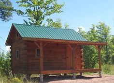 """A """"Cabins To Go"""" small n' rustic log cabin….   Relaxshax's Blog"""