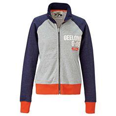 GEELONG-Sweatjacke  #conleys #fashion #sport
