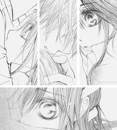 I ship them--- Zero Kiryu and Yuuki Kuran/Cross