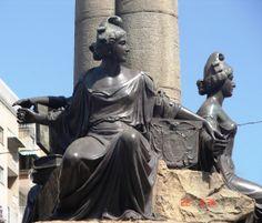 Monumento La India, Caracas