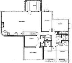 320 sycamore floor plan basement