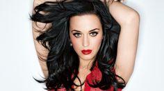 Katy Perry En Vestido Rojo