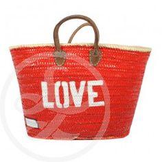 Twenty Violets Maxi Bag Red Love