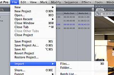 Learn to Import Video into Final Cut Pro 7 Film Blade Runner, Final Cut Pro, Acting Tips, Christopher Nolan, French Films, Indie Movies, Stanley Kubrick, Film Quotes, W 6