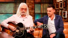 Charlie Landsborough performs an acoustic rendition of 'What Colour is the Wind?' live in the Late Late show Show studio. Watch The Late Late Show live and o. The Late Late Show, Colour, Music, Youtube, Color, Musica, Musik, Muziek, Music Activities