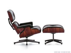 Lounge Chair, Eames, Vitra