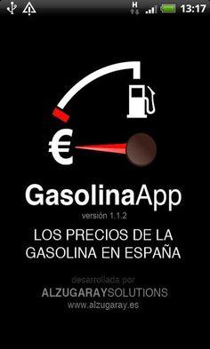 App para precios de gasolina
