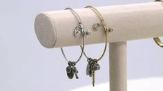 BEAUTIFUL new jewelry coming soon with JK by Thirty One! Create your own jewelry with personalized charms! www.mythirtyone.com/lisaharvey