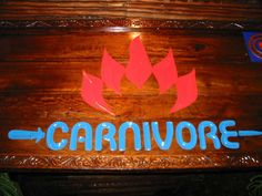 Carnivore Restaurant in Nairobi Kenya.  Wildebeast, Zebra, Crocodile, Ostrich and other local meats.  Tourist trap, but I still LOVED this experience