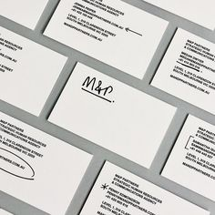 """177 Likes, 6 Comments - Ortolan (@ortolandesign) on Instagram: """"We recently worked with M&P Partners to refresh their identity 〰"""""""