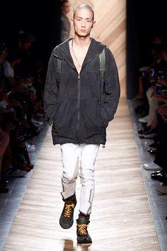 Bottega Veneta - Spring 2016 Menswear
