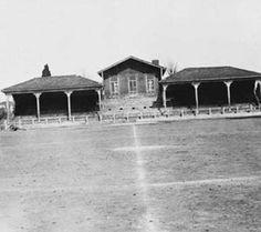 Fenerbahce Stadium / beginning of 1900s