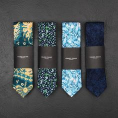 Sneak peek on a few soon-to-be released Autumn ties. Which one's your favourite?⌚️ #pickone www.Grandfrank.com