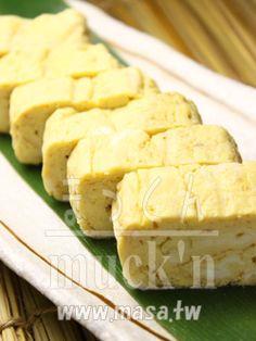 日本料理食譜-簡單! 自家製和風玉子燒.的材料,年菜食譜