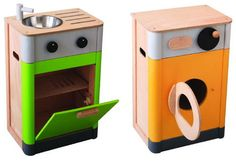 Plan Toys Wooden Appliances