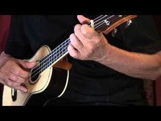 This free basic ukulele fingerpicking lesson will change your life!