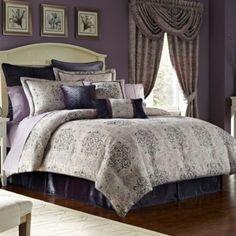 Croscill® Nomad California King Comforter and Sham Set - BedBathandBeyond.com