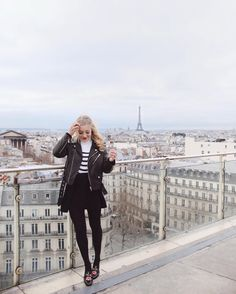 Effortlessly chic Parisian girl style via All Things Fabulous, Perfect Wardrobe, Lookbook, European Fashion, European Style, Parisian, New Look, Fall Outfits, Girl Fashion