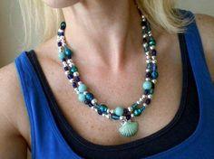 11 beach necklace