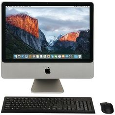 """New apple #ma876/c2d/4/250 refurbished #20"""" imac desktop #computer,  View more on the LINK: http://www.zeppy.io/product/gb/2/262510717176/"""