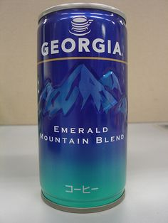An ode to the Georgia coffee, from those world-famous Japanese vending machines. Coffee Vending Machines, Black Coffee Tables, Shot Glass, Coffee Cups, Georgia, Japan, Tableware, Blog, Posts