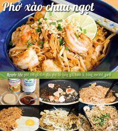 Asian Cooking, Fun Cooking, Cooking Time, Cooking Recipes, Healthy Recipes, Helathy Food, Vietnamese Cuisine, Tasty, Yummy Food