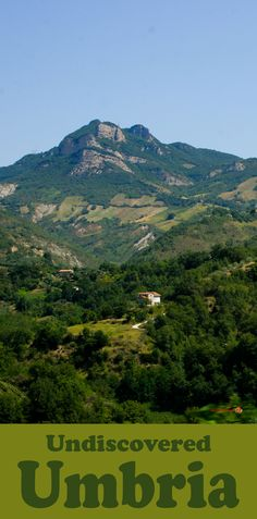 Things to explore in undiscovered Umbria