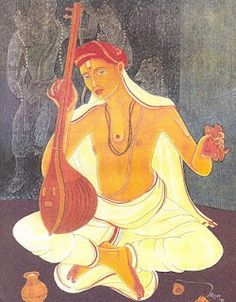 Greetings to Carnatic Composer, Tyāgarāja,  Born: May 4, 1767, Thiruvarur, Died: January 6, 1847, Composer of Kakarla Tyagabrahmam Bhagavathar, colloquially known as Tyāgarāju, Tyagayya and Tyāgarājar, was one of the greatest composers of Carnatic music or classical South Indian music.