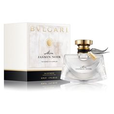 Bvlgari Mon Jasmin Noir Eau de Parfum - A sophisticated, luminous and sensual Eau de Parfum within the Jasmin Noir universe, reminiscent of the inimitable values of elegance and refinement at the heart of the Bulgari brand. Bvlgari Fragrance, Perfume Store, Perfume Bottles, Jasmine, Dolce E Gabbana, Aftershave, Beauty Boutique, Perfume Collection, Lily Of The Valley