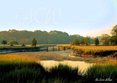 Edisto Island, South Carolina | ... Creek Edisto Island South Carolina by ... | South Carolina/It's