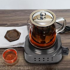 500W 220V Mini Electric Heaters Stove Hot Cooker Plate Milk Water Coffee Tea Heating Furnace Multifunctional Kitchen Appliance Heating Furnace, Electric Stove, V60 Coffee, Multifunctional, Cooker, Coffee Maker, Milk, Kitchen Appliances, Plates